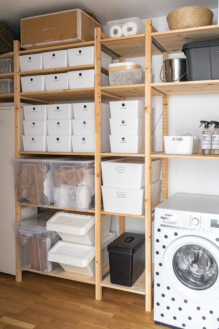 Medium Size of Ikea Aufbewahrung Küche Ordnungssystem Mit Tipps Fr In Abstellraum Und Kche Bett Kleine Einrichten Planen Kostenlos Schmales Regal Oberschrank Hängeschränke Wohnzimmer Ikea Aufbewahrung Küche