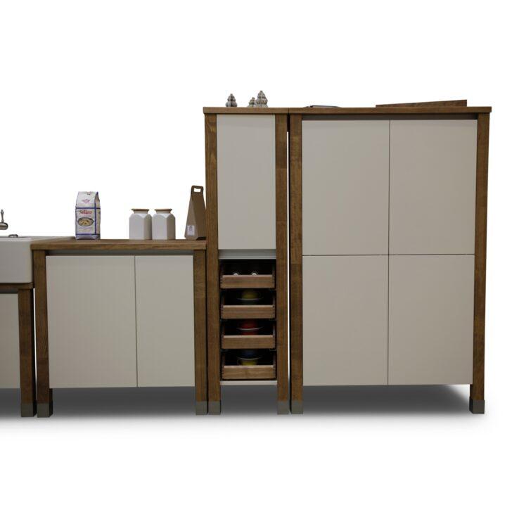 Medium Size of Showroom Modulkchen Bloc Modulkche Online Kaufen Wohnzimmer Modulküchen