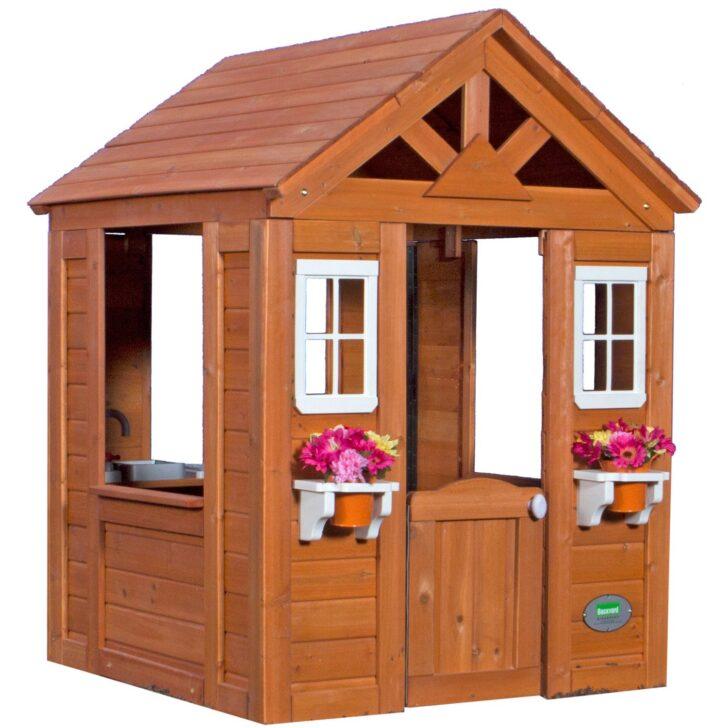 Medium Size of Spielhaus Holz Obi Backyard Timberlake Aus Zedernholz 107 Cm 117 Inkl Regale Küche Weiß Alu Fenster Preise Modern Esstische Garten Betten Bett Massivholz Wohnzimmer Spielhaus Holz Obi