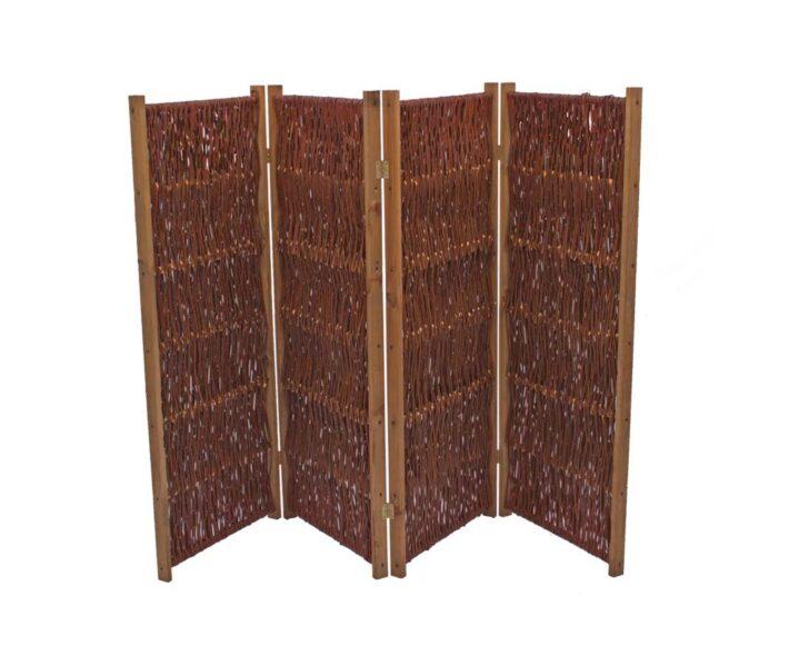 Medium Size of Bambus Discountcom Paravent Aus Weiden Zweige Bett Garten Wohnzimmer Paravent Bambus