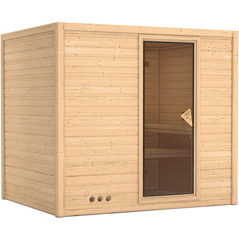 Full Size of Karibu Sauna Sarina Aktion Naturbelassen Kaufen Bei Obi Bett Aus Paletten Sofa Online Outdoor Küche Garten Pool Guenstig Bad Gebrauchte Verkaufen Duschen Wohnzimmer Sauna Kaufen