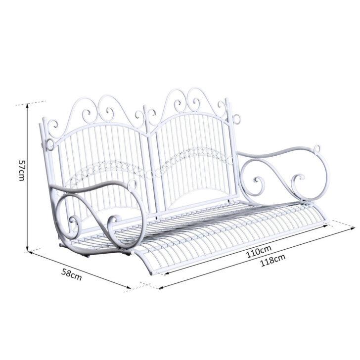 Medium Size of Gartenschaukel Metall Als 2 Sitzer Jetzt Bei Weltbildde Bestellen Regal Bett Regale Weiß Wohnzimmer Gartenschaukel Metall