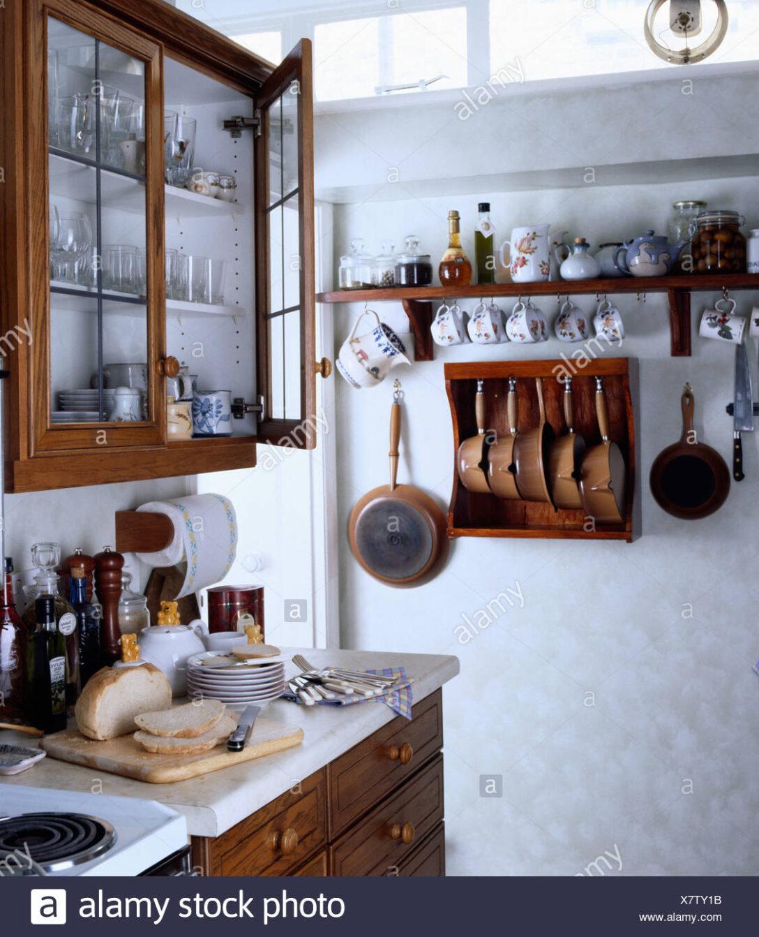 Large Size of Regal Küche Arbeitsplatte Verglasten Schrank Ber Brot Auf In Kleinen Weien Schreibtisch Mit Eckunterschrank Winkel Waschbecken Theke Gardinen Schräge Wohnzimmer Regal Küche Arbeitsplatte