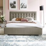 Stauraumbett 200x200 Wohnzimmer Stauraumbett 200x200 Stauraum Bett Mit Bettkasten Betten Massivholz Gnstig Komforthöhe Weiß