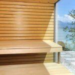 Außensauna Wandaufbau Wohnzimmer Außensauna Wandaufbau Aussensauna Saunieren Im Freien Kng Sauna Spa