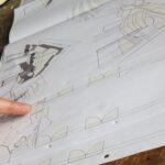 Abtrennwand Garten Wohnzimmer Abtrennwand Garten Trennwand Holz Aus Einem Durchgang Und Abstellraum Wird Ein Lesegarten Wir Schaukel Holztisch Beistelltisch Lounge Sessel Eckbank
