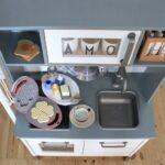 Rückwand Küche Ikea Diy Kinderkche Duktig Lackieren Kolorat Aluminium Verbundplatte Sockelblende Grifflose Gardinen Für L Mit Elektrogeräten Einbauküche Wohnzimmer Rückwand Küche Ikea