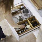 Schubladeneinsatz Stecksystem Ikea Kchenorganisation Leicht Gemacht Youtube Regal Küche Wohnzimmer Schubladeneinsatz Stecksystem