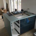 Ikea War So Eine Halb Gute Idee Wir Bauen Ein Küche Vorhänge Was Kostet Holz Weiß L Mit E Geräten Granitplatten Bodenfliesen Winkel Badewanne Dusche Insel Wohnzimmer Ikea Küche Mit Insel