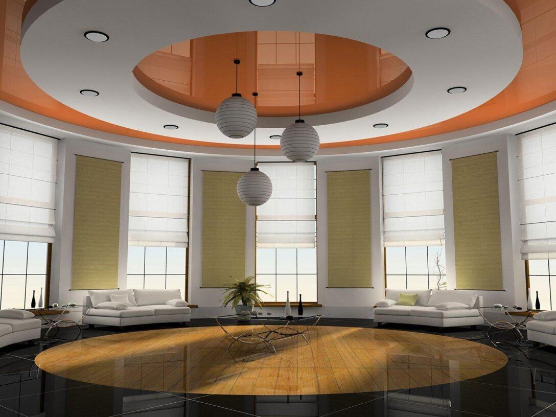 Large Size of Schöne Decken Schne Lockige Eine Kreative Innenlsung Deckenleuchte Wohnzimmer Deckenlampen Modern Deckenstrahler Betten Deckenlampe Schlafzimmer Wohnzimmer Schöne Decken