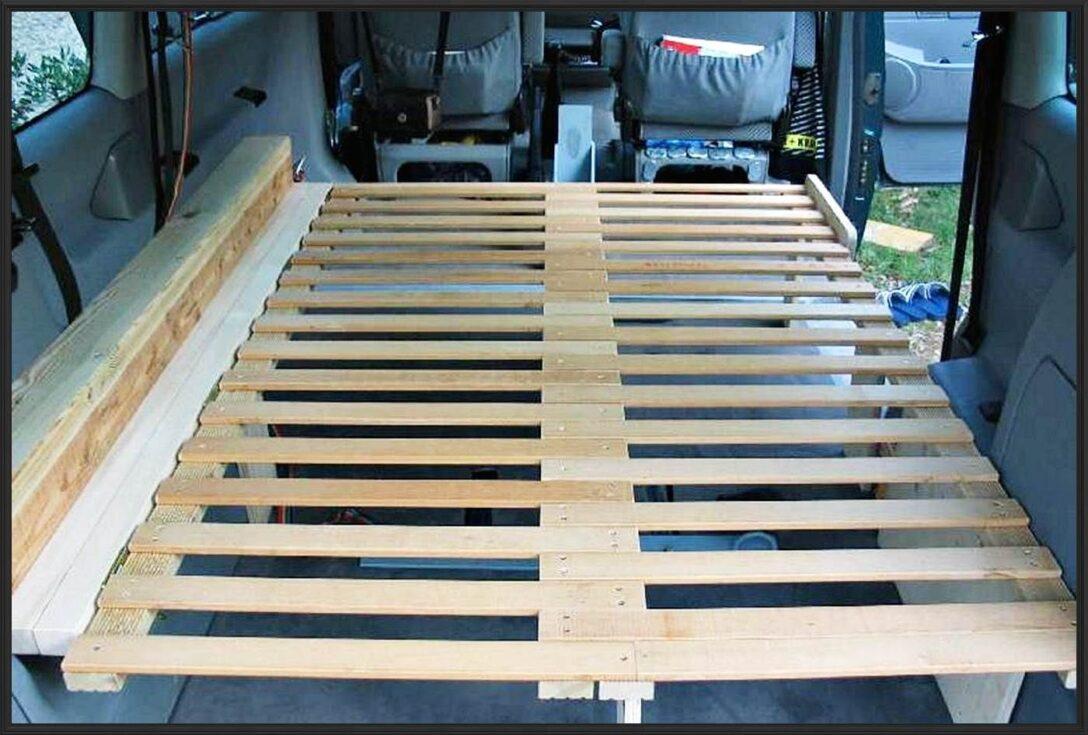 Large Size of Ausziehbares Bett Selber Bauenjpg 1400946 Vw Bus Ausbau Mit Ausziehbett Wohnzimmer Ausziehbett Camper
