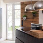 Freistehende Küchen Musterkche 9 Kche Kchenplaner Kchenausstellung Kchenstudio Küche Regal Wohnzimmer Freistehende Küchen