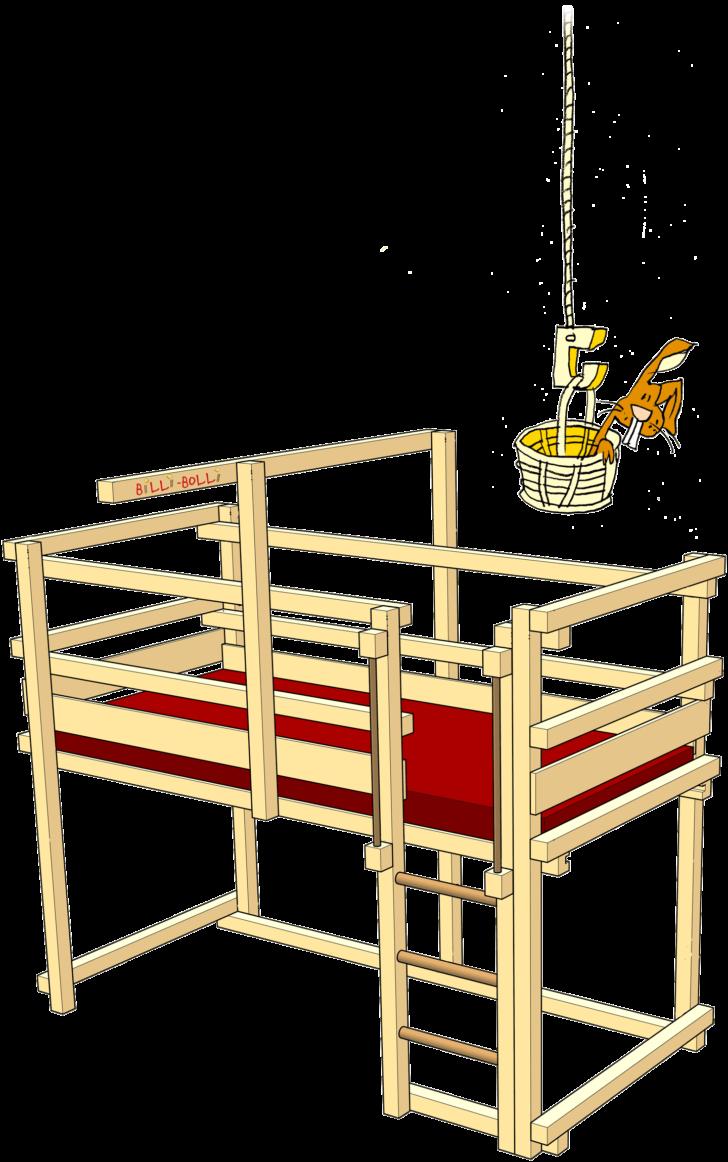 Medium Size of Halbhohes Hochbett Online Kaufen Billi Bolli Bett Wohnzimmer Halbhohes Hochbett