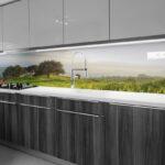 Aluminium Verbundplatte Kche Easywall Alu In 2020 Bad Wand Wohnzimmer Easywall Alu Verbundplatte