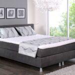 Polsterbett 200x220 Oschmann Boxspringbett Luxus Cm Onletto Mbel Online Bett Betten Wohnzimmer Polsterbett 200x220