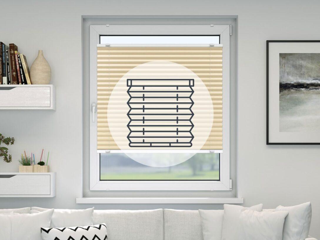 Large Size of Plissee Jede Farbe Gardinen Für Die Küche Schlafzimmer Scheibengardinen Wohnzimmer Fenster Wohnzimmer Gardinen Doppelfenster
