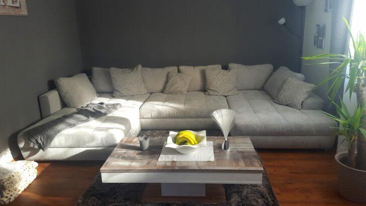 Medium Size of Wohnlandschaft Samt Grau Unsere Neue Couchliebt Wohnzimmer Big Sofa Landhausküche 3 Sitzer Stoff Esstisch 3er Chesterfield Küche Hochglanz Weiß 2er Graues Wohnzimmer Wohnlandschaft Samt Grau