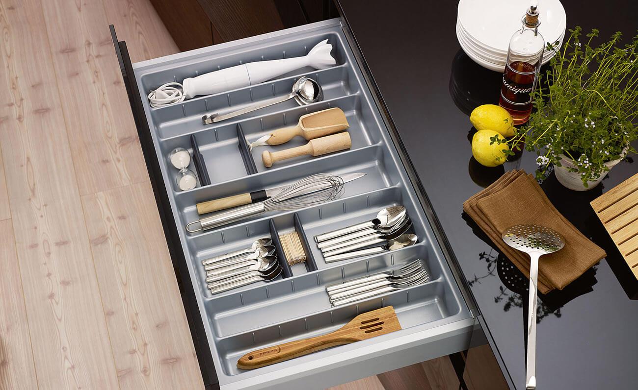 Full Size of Gewürze Schubladeneinsatz Was Ist Der Richtige Besteckeinsatz Fr Kchenschublade Küche Wohnzimmer Gewürze Schubladeneinsatz