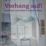 Evi S Produkttestblog Buch Vorhang Auf Gardinen Und Rollos Wohnzimmer Küche Für Schlafzimmer Fenster Scheibengardinen Die Wohnzimmer Gardinen Nähen