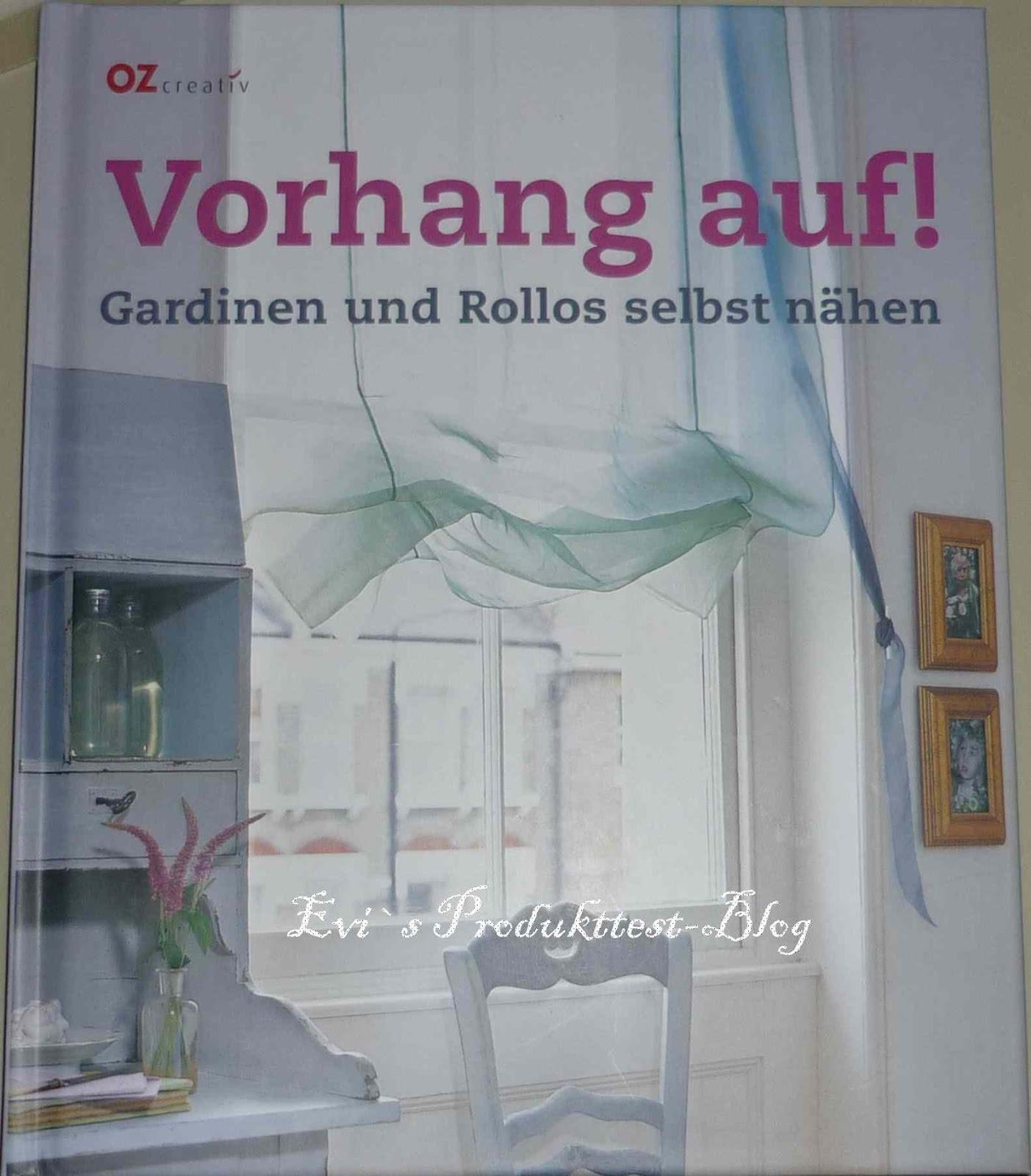 Full Size of Evi S Produkttestblog Buch Vorhang Auf Gardinen Und Rollos Wohnzimmer Küche Für Schlafzimmer Fenster Scheibengardinen Die Wohnzimmer Gardinen Nähen