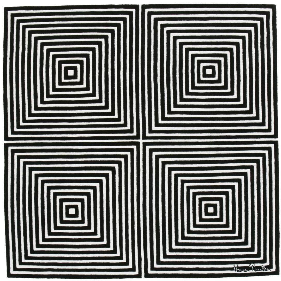 Large Size of Teppich Schwarz Weiß Vp1 Designercarpets Wohnzimmer Teppiche Esstisch Küche Hochglanz Matt Bett 140x200 Mit Schubladen Schlafzimmer Offenes Regal Schwarzes Wohnzimmer Teppich Schwarz Weiß