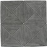 Teppich Schwarz Weiß Vp1 Designercarpets Wohnzimmer Teppiche Esstisch Küche Hochglanz Matt Bett 140x200 Mit Schubladen Schlafzimmer Offenes Regal Schwarzes Wohnzimmer Teppich Schwarz Weiß