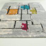 Vinyl Teppich Wohnzimmer Vinyl Teppich Grau Bunt Gemustert 120x170 Cm Wohnzimmer Teppiche Bad Küche Badezimmer Vinylboden Fürs Im Verlegen Schlafzimmer Esstisch Für Steinteppich