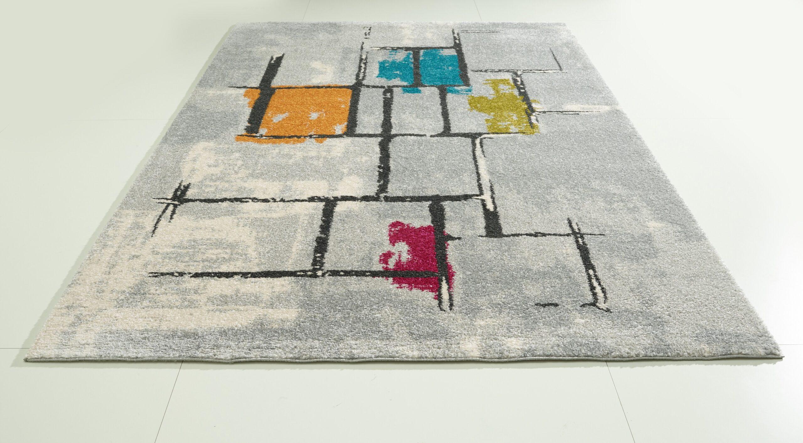 Full Size of Vinyl Teppich Grau Bunt Gemustert 120x170 Cm Wohnzimmer Teppiche Bad Küche Badezimmer Vinylboden Fürs Im Verlegen Schlafzimmer Esstisch Für Steinteppich Wohnzimmer Vinyl Teppich