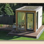 Gartensauna Bausatz Wohnzimmer