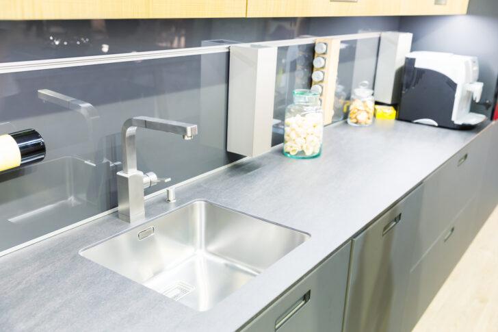 Medium Size of Moderne Edelstahlkche Edelstahlküche Gebraucht Küchen Regal Edelstahl Garten Outdoor Küche Wohnzimmer Edelstahl Küchen