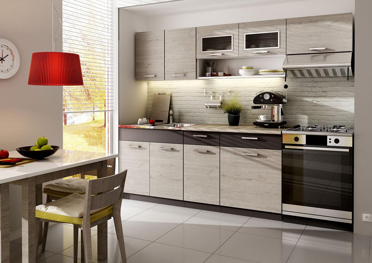 Full Size of Kchenmbel Bart 240 Lieferung Kostenlos Mirjan24 Wohnzimmer Küchenmöbel
