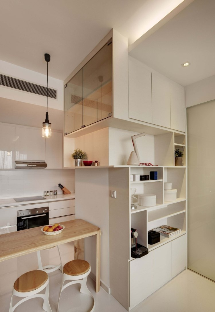Full Size of Dachgeschosswohnung Einrichten Kleine Beispiele Tipps Wohnzimmer Ideen Pinterest Bilder Ikea Kche Trennen Badezimmer Küche Wohnzimmer Dachgeschosswohnung Einrichten