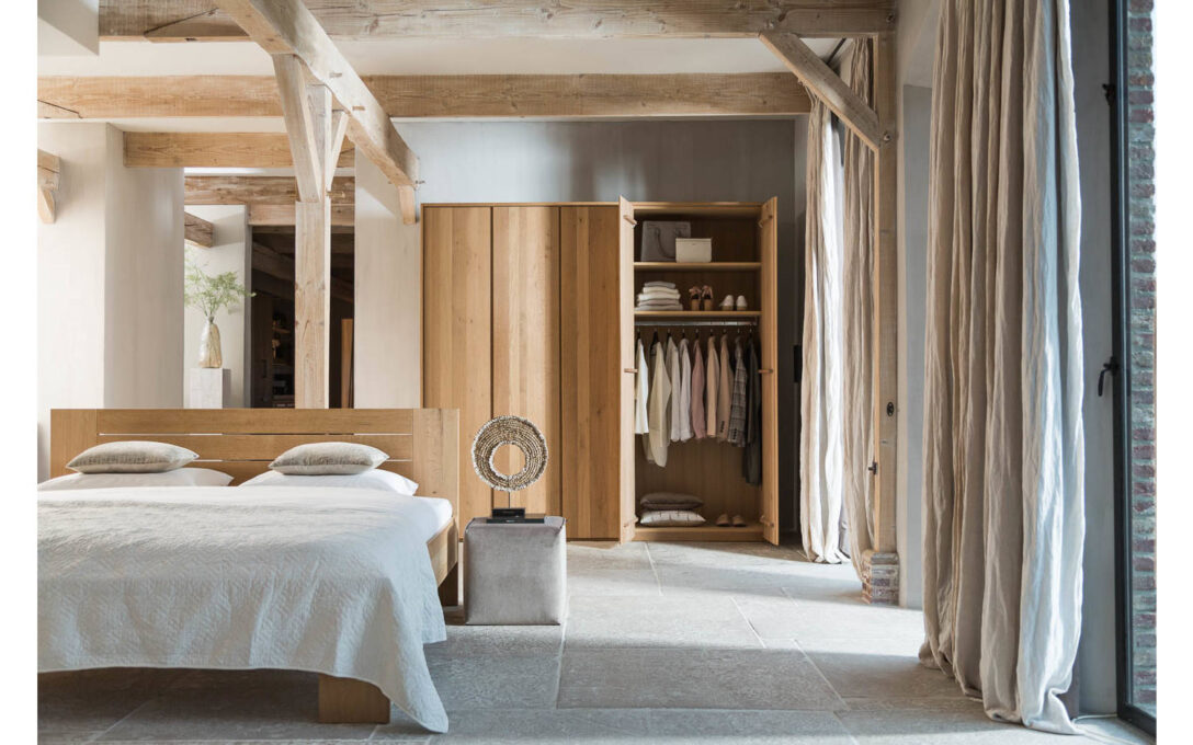 Large Size of Schlafzimmerschrank Aberson Unbearbeitet Eiche Kopen Goossens Wohnzimmer Schlafzimmerschränke