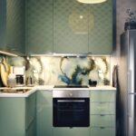 Küche Mint Gardinen Für Spüle Gebrauchte L Mit E Geräten Werkbank Vorratsdosen Fototapete Hängeregal Industriedesign Unterschränke Singleküche Anrichte Wohnzimmer Küche Mint