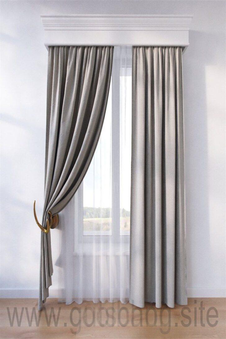 Medium Size of Küchenvorhang Vorhangmodell In 3d Main 2020 Modell Wohnzimmer Küchenvorhang