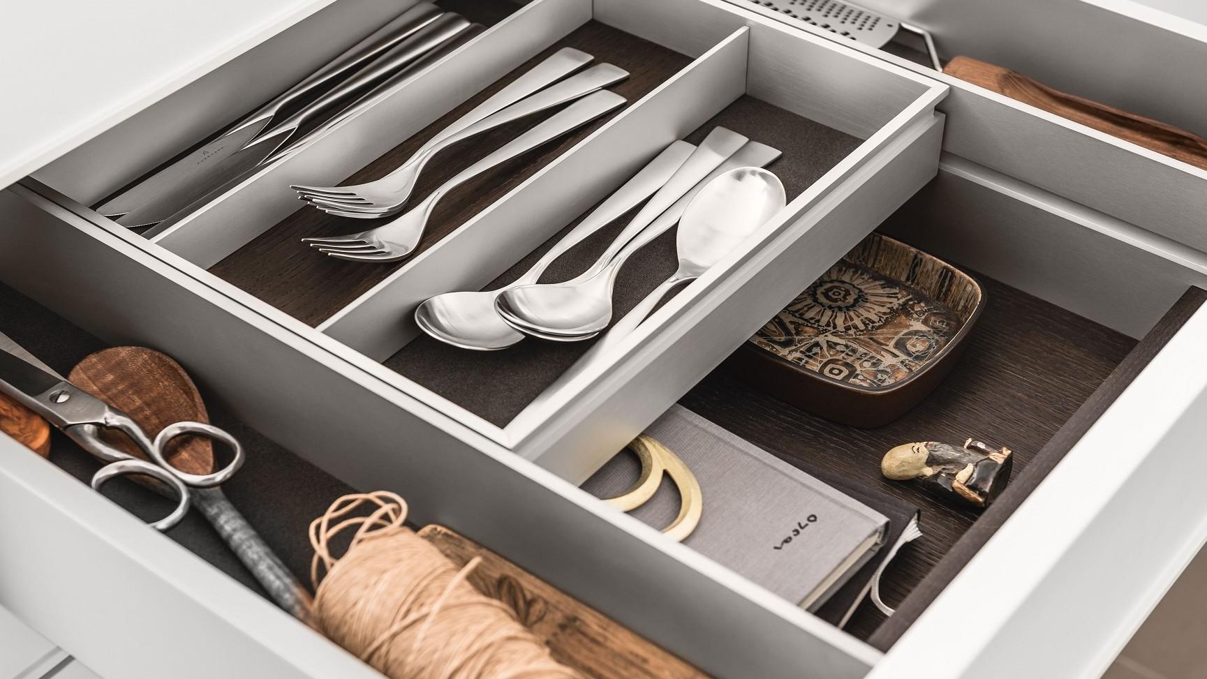 Full Size of Gewürze Schubladeneinsatz Kchenausstattung Von Siematic Individuell Küche Wohnzimmer Gewürze Schubladeneinsatz