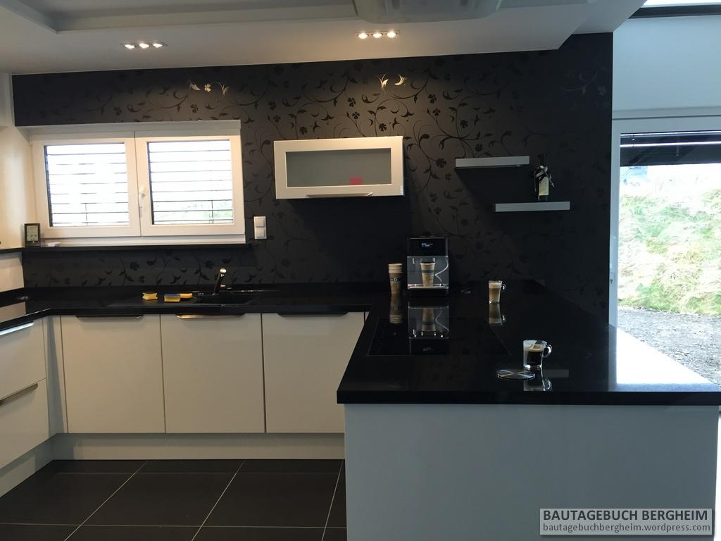 Full Size of Granit Arbeitsplatte Kche Bautagebuch Bergheim Wir Bauen Mit Arbeitsplatten Küche Granitplatten Sideboard Wohnzimmer Granit Arbeitsplatte