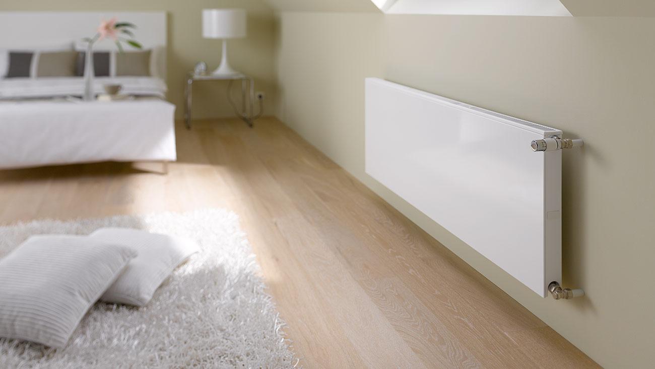 Full Size of Kermi Flachheizkörper Renovierung Leicht Gemacht Energieeffiziente Flachheizkrper Wohnzimmer Kermi Flachheizkörper