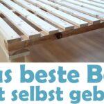 Klappbares Bett Bauen Doppelbett Das Beste Minimalistische Ganz Einfach Selber Diy Ausklappbares Wohnzimmer Klappbares Doppelbett