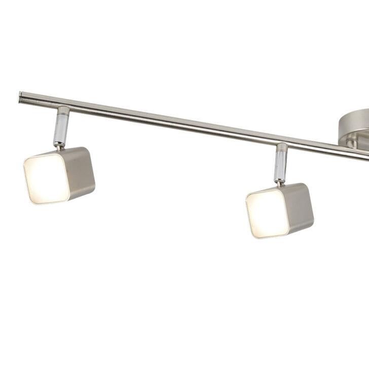 Medium Size of Led Deckenlampe Mit Vier Beweglichen Spots Fr Ihre Kche Etc Shop Massivholzküche Küche Waschbecken Granitplatten Umziehen Apothekerschrank Mobile Wohnzimmer Deckenlampen Küche