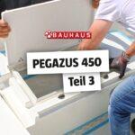 Singleküche Bauhaus Pegazus Gfk Boot 450 Basic Motorleistung Ohne Motor Mit E Geräten Fenster Kühlschrank Wohnzimmer Singleküche Bauhaus