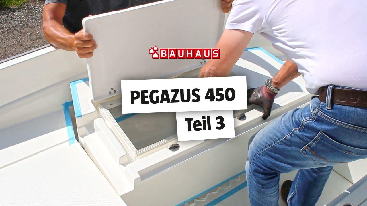 Full Size of Singleküche Bauhaus Pegazus Gfk Boot 450 Basic Motorleistung Ohne Motor Mit E Geräten Fenster Kühlschrank Wohnzimmer Singleküche Bauhaus