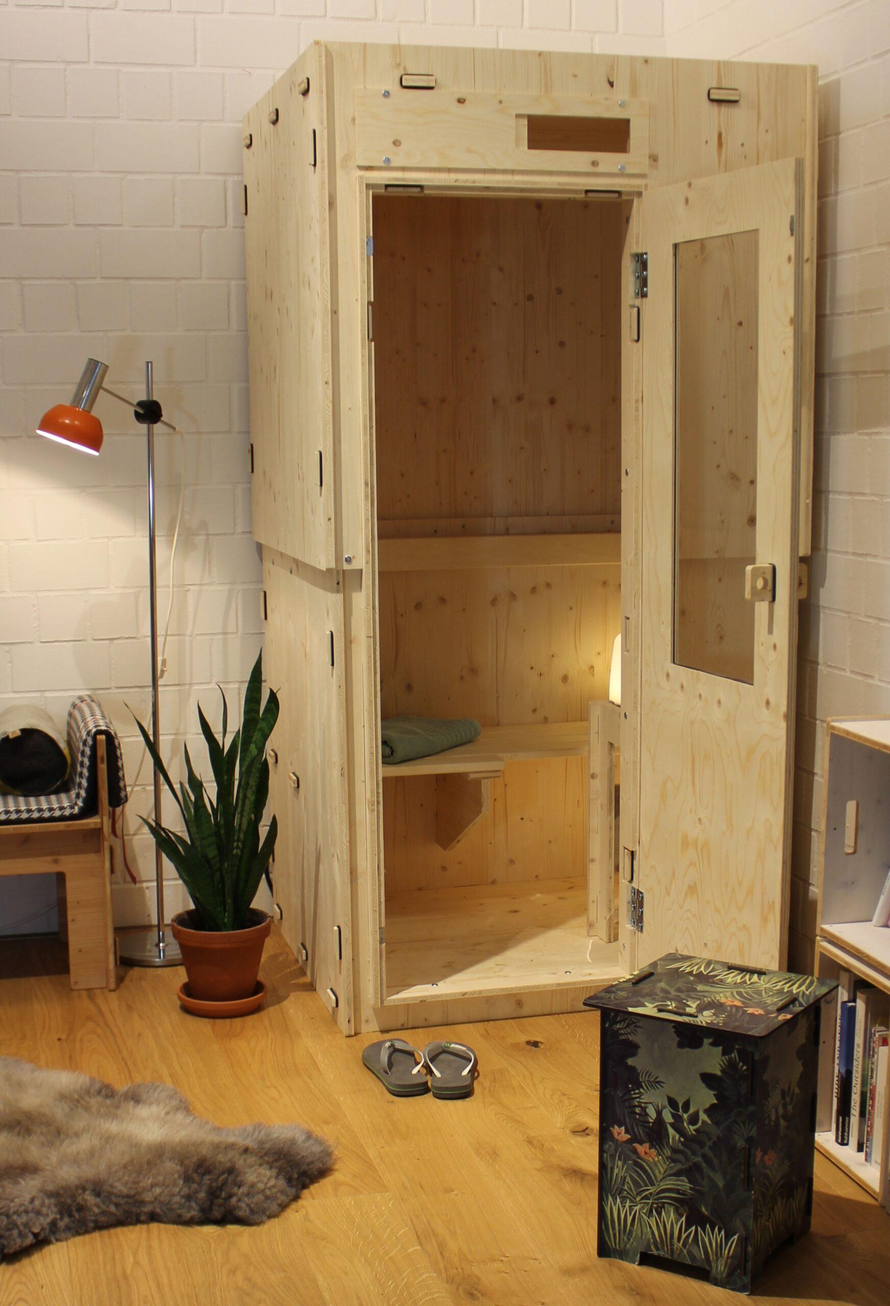 Full Size of Gartensauna Bausatz Indoor Sauna Werkhaus Wohnzimmer Gartensauna Bausatz