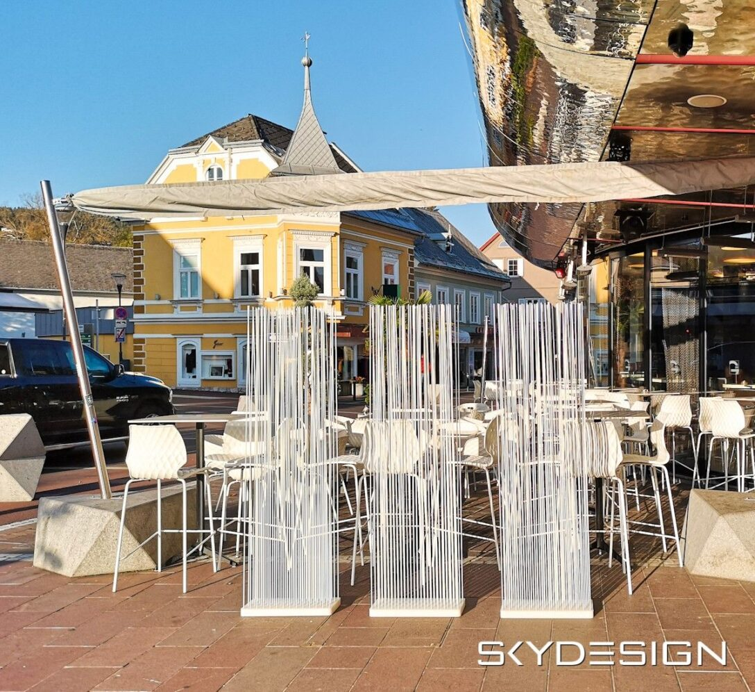 Large Size of Outdoor Paravent Balkon Metall Holz Shades Of Venice 180 Cm Hoch 2m Ikea Garten Küche Kaufen Edelstahl Wohnzimmer Outdoor Paravent
