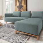 Recamiere Samt Wohnzimmer Recamiere Samt Sofa Mit Ikea Kivik 2er Ecksofa Und Relaxfunktion