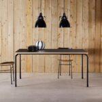 Gartentisch Bauhaus Stil Design Tisch Jenversode Fenster Wohnzimmer Gartentisch Bauhaus