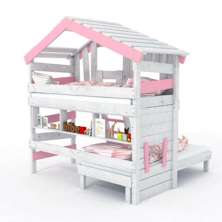 Medium Size of Mädchenbetten Bibealpin Chalet Kinderbett Wohnzimmer Mädchenbetten