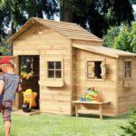 Spielhaus Günstig Garten Kinderspielhaus Anbau 150x244cm Kiefer Holz Fenster Betten Kaufen Bett 180x200 Schlafzimmer Xxl Sofa Günstige Regale Küche Mit Wohnzimmer Spielhaus Günstig