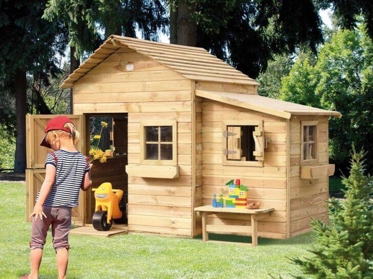 Medium Size of Spielhaus Günstig Garten Kinderspielhaus Anbau 150x244cm Kiefer Holz Fenster Betten Kaufen Bett 180x200 Schlafzimmer Xxl Sofa Günstige Regale Küche Mit Wohnzimmer Spielhaus Günstig