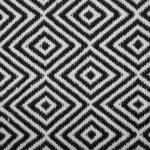 Teppich Schwarz Weiß Outdoor Wei 140 200 Cm Imircik Belianide Weiße Betten Küche Regal Hochglanz Bett Mit Schubladen Esstisch Weißes Bad Kommode 140x200 Wohnzimmer Teppich Schwarz Weiß